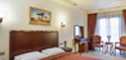 Chambre à un lit double