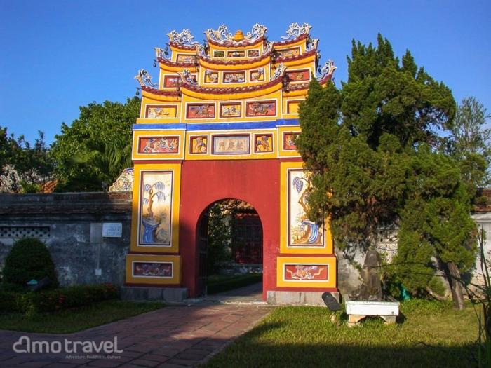 viaggio cambogia e vietnam hue
