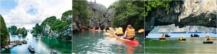 phu quoc to halong bay 1