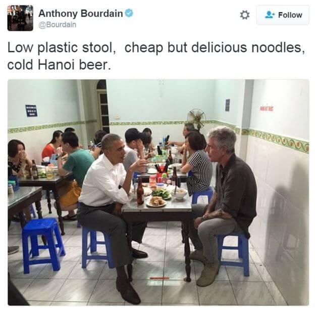 cena da 6 dollari di Obama 2