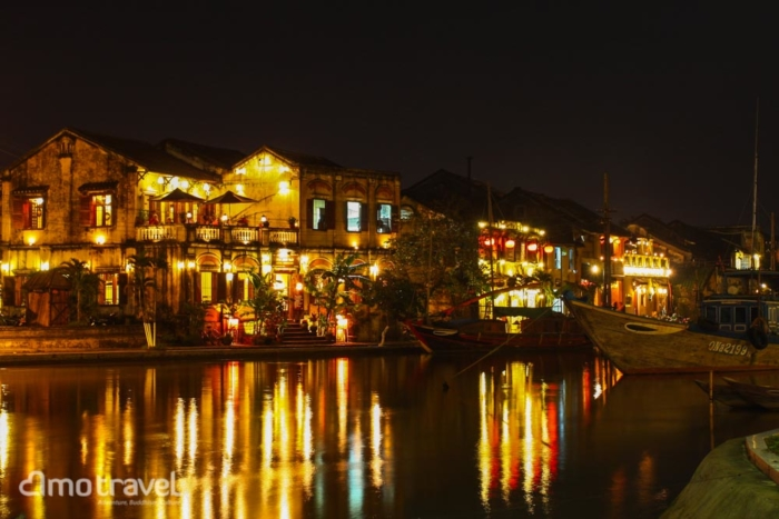 tour indocina Hoi An at Night