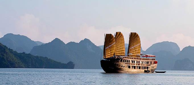 giunca indochina sails