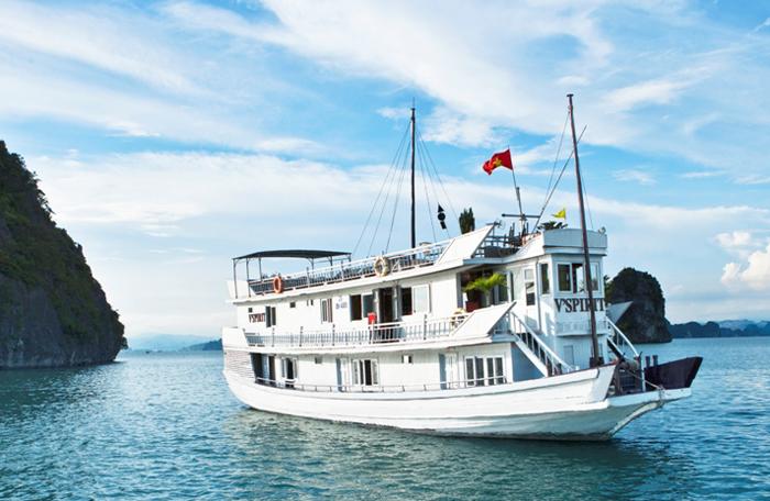 v'spirit cruise halong
