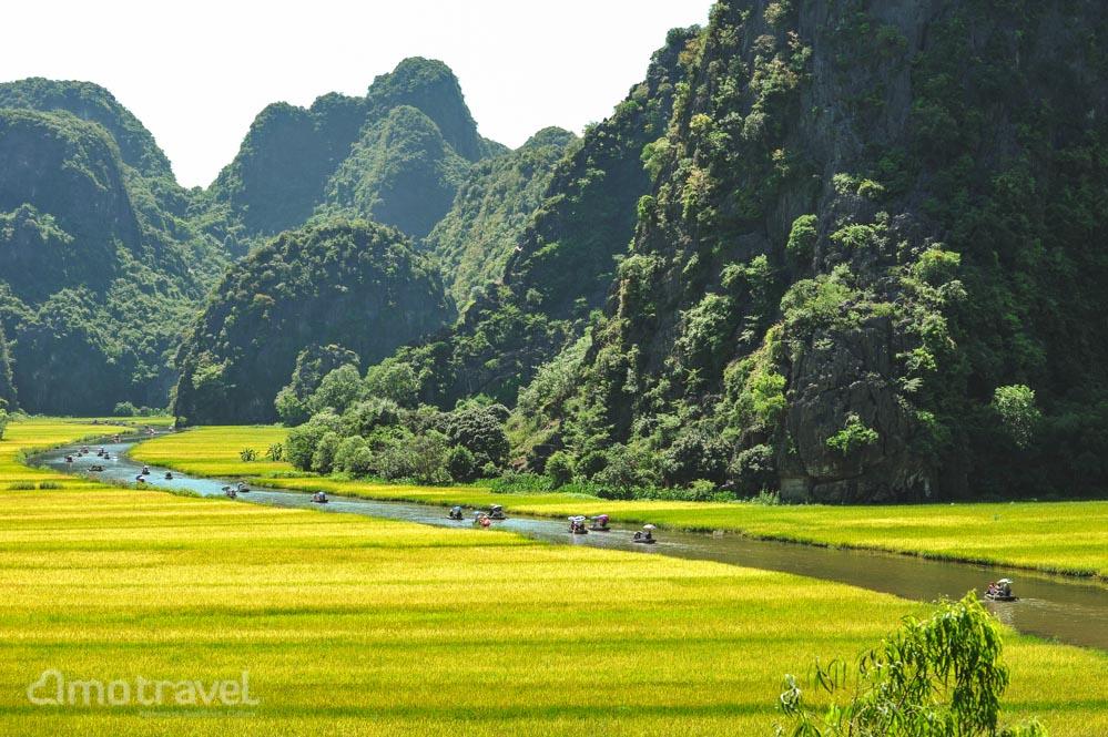 vietnam del nord Ninh Binh