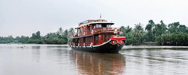 le cochinchine mekong