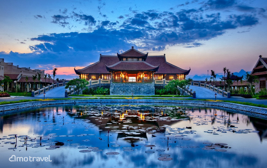 Emeralda Resort a Van Long Ninh Binh