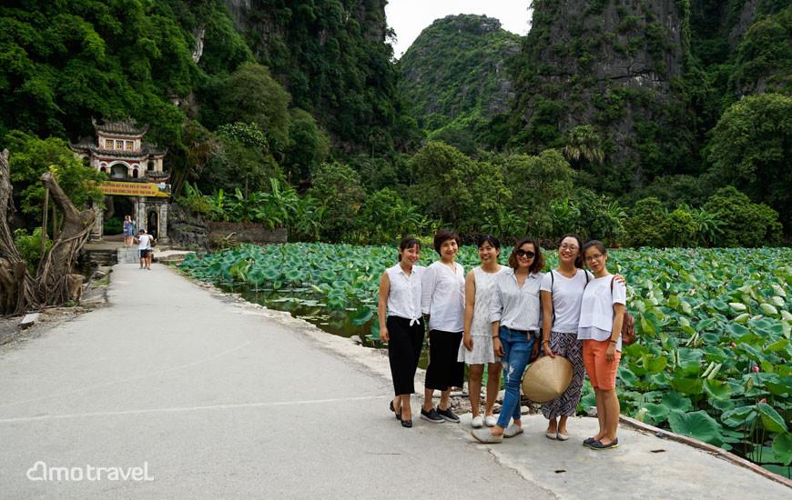 Il team Amo Travel