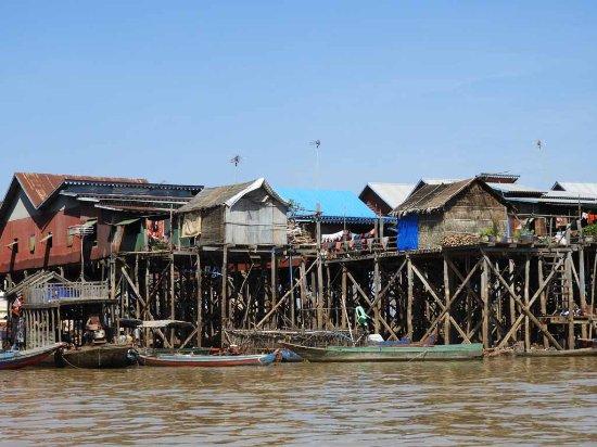 Villaggi galleggianti a Siem Reap: quale tour dovresti provare?