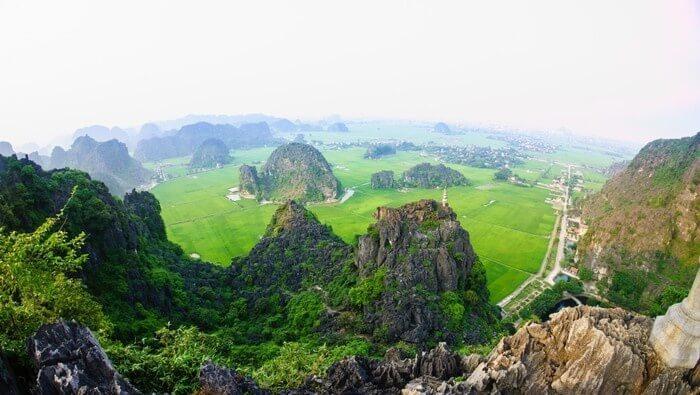 "Ninh Binh: Viaggio ""la baia di Halong terrestre"" a Nord Vietnam"